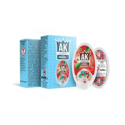 AK-Aromakugeln Erdbeere Minze