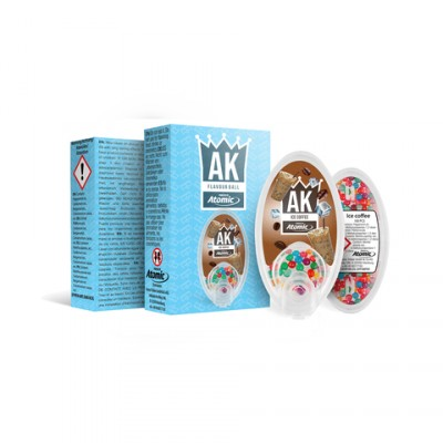 AK-Aromakugeln Eiskaffee