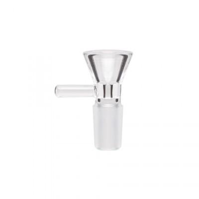 AT-Glaskopf mit Griff 14,5 mm