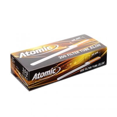 AT-Zigaretten-Hülsen Slim 200