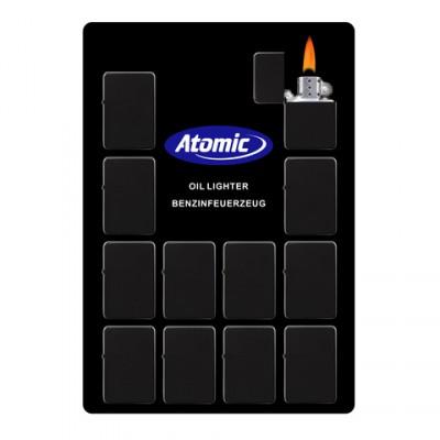 ATOMIC Oil Black Matte
